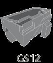 Gravity Separator - GS12