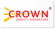 Crown Gravity Separator